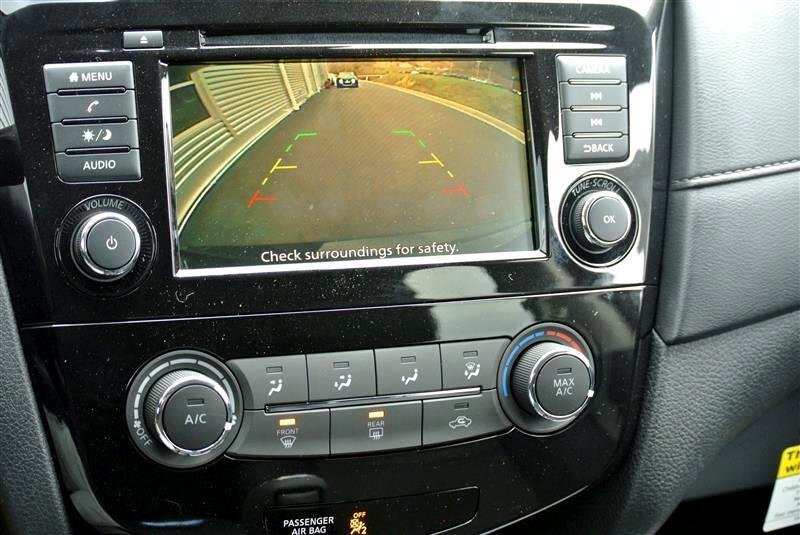 2019 Nissan Rogue AWD S