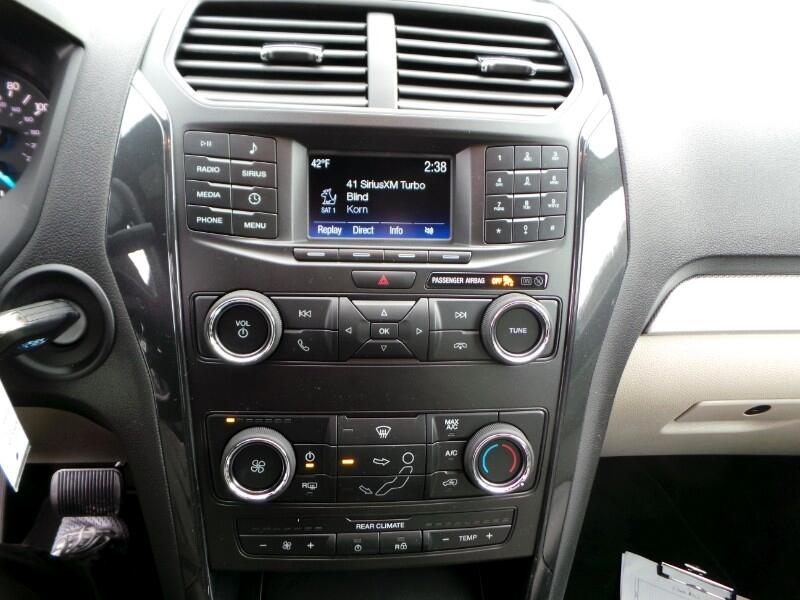2019 Ford Explorer Base 4WD