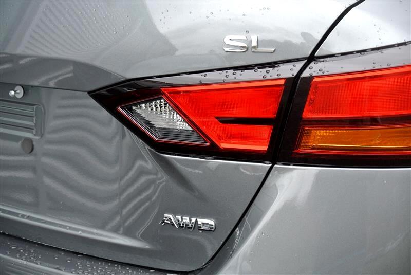 2019 Nissan Altima 2.5 SL AWD Sedan
