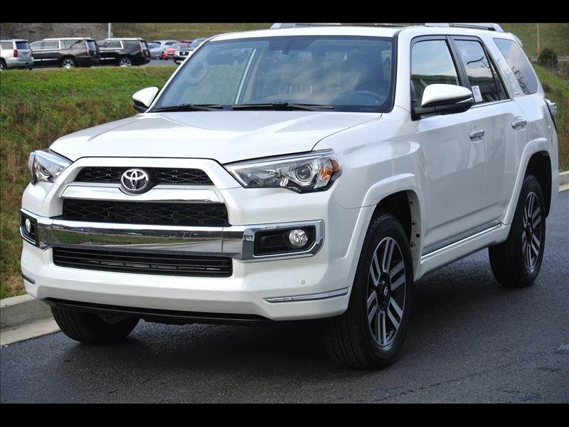 2019 Toyota 4Runner SR5 4WD (Natl)