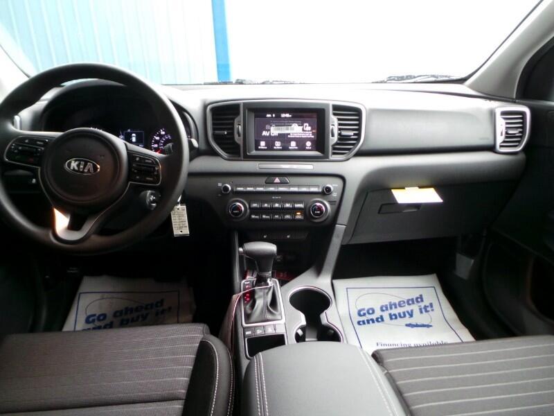 2019 Kia Sportage LX AWD