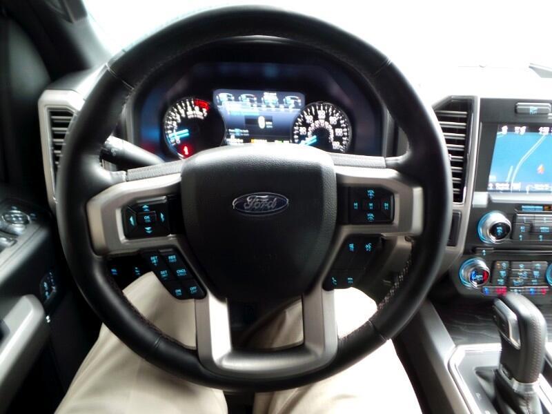 2018 Ford F-150 XL 4WD SuperCrew 5.5' Box