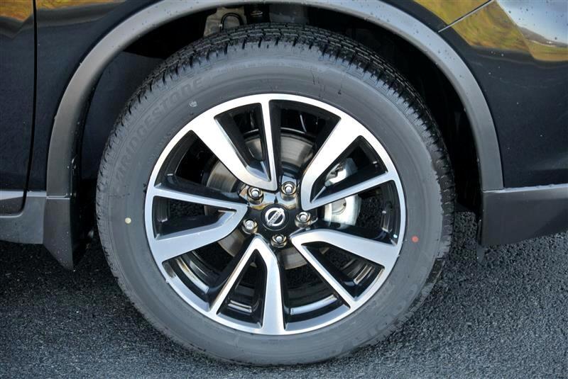 2018 Nissan Rogue AWD SL