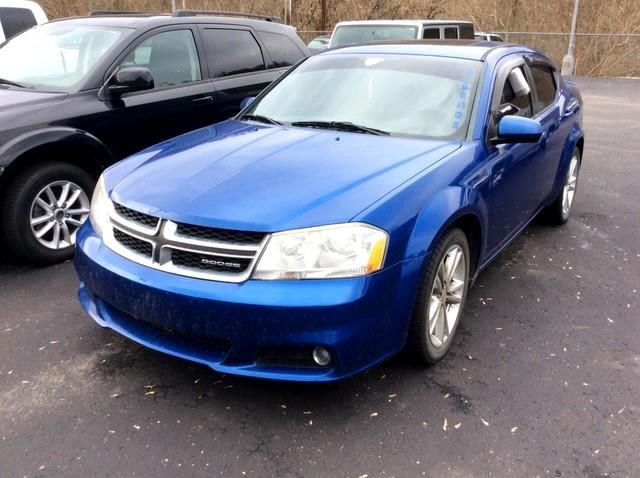 2012 Dodge Avenger 4dr Sdn SXT Plus