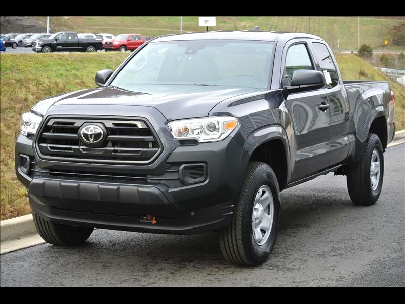 2019 Toyota Tacoma 4WD SR Access Cab 6' Bed I4 AT (Natl)