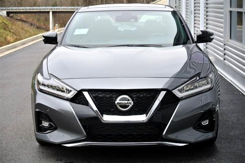 2019 Nissan Maxima SR 3.5L