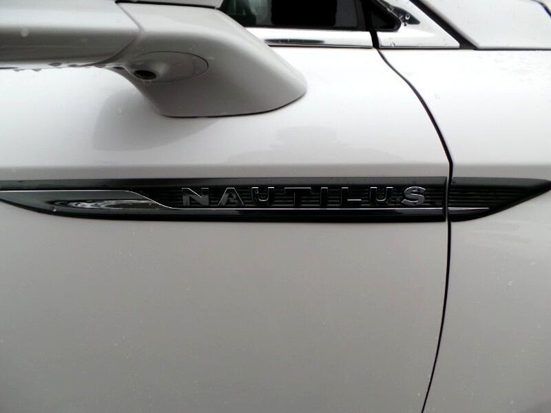 2019 Lincoln Nautilus FWD Reserve