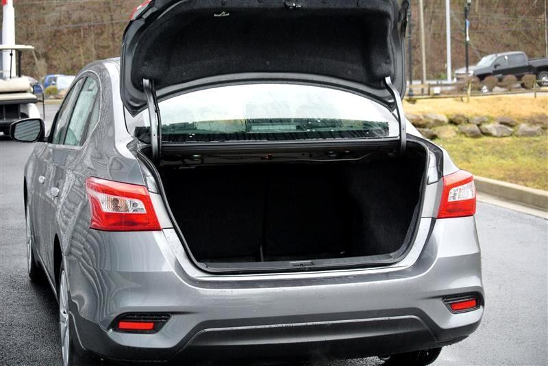 2019 Nissan Sentra S CVT