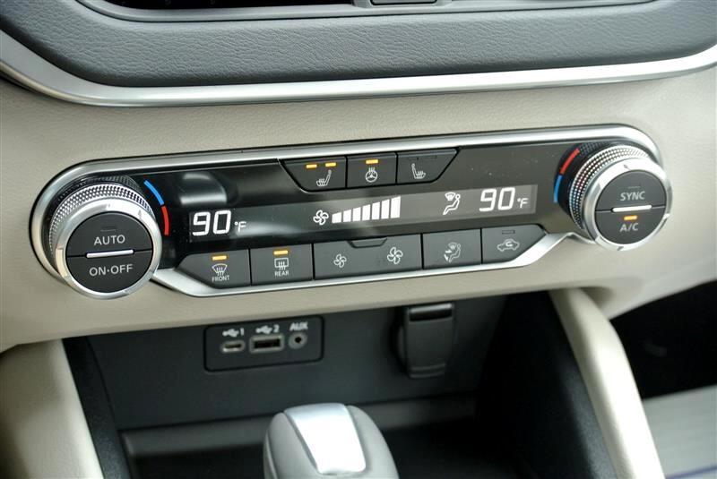 2019 Nissan Altima 2.5 SV Sedan