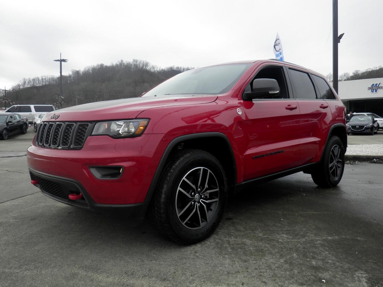 2018 Jeep Grand Cherokee Trailhawk 4x4 *Ltd Avail*