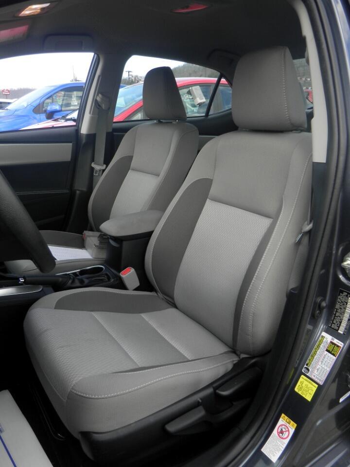 2018 Toyota Corolla L CVT (Natl)
