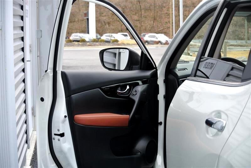 2019 Nissan Rogue AWD SL