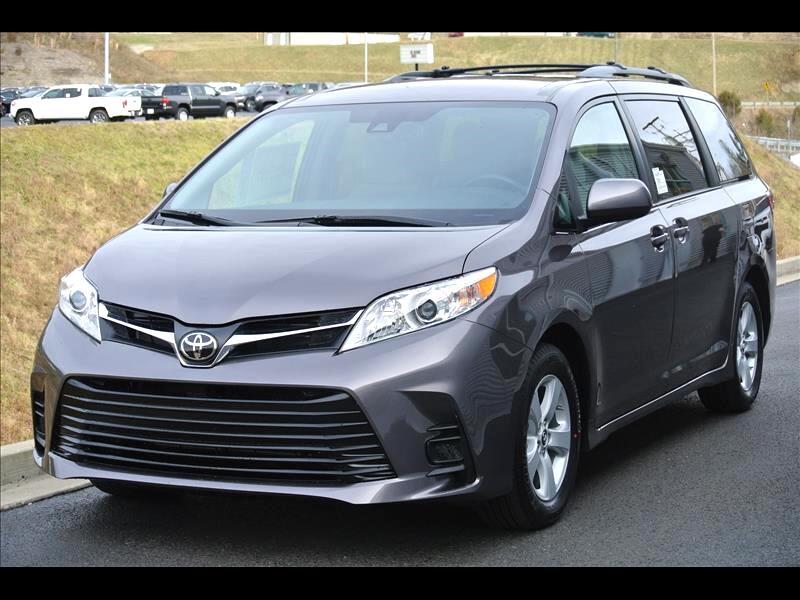 2019 Toyota Sienna LE Auto Access Seat FWD 7-Passenger (Natl)