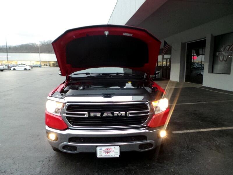 2019 RAM 1500 Big Horn/Lone Star 4x4 Quad Cab 6'4