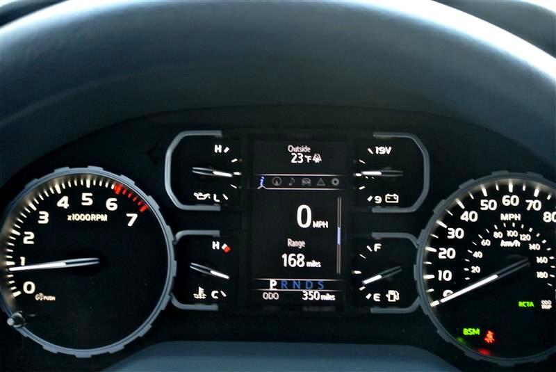 2019 Toyota Tundra 4WD SR5 CrewMax 5.5' Bed 5.7L FFV (Natl)