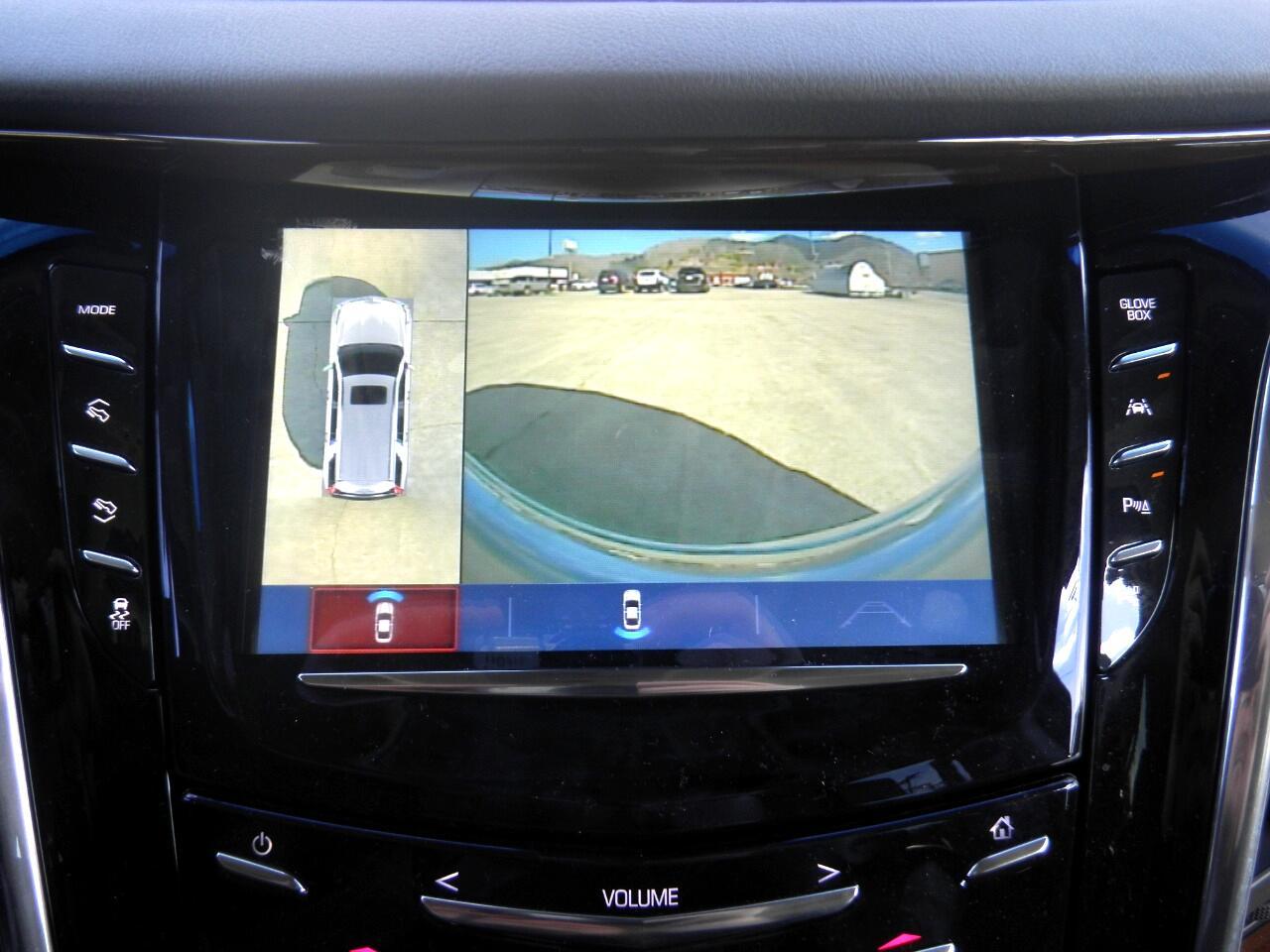 2018 Cadillac Escalade ESV 4WD 4dr Premium Luxury