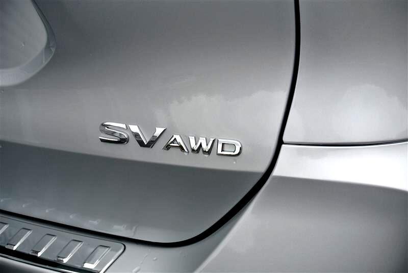 2019 Nissan Rogue AWD SV