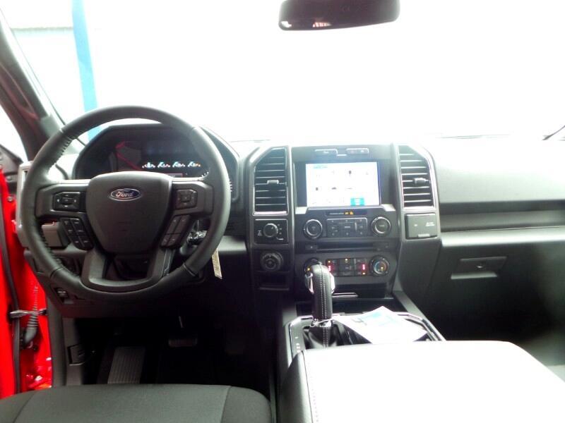 2018 Ford F-150 XL 4WD SuperCab 6.5' Box