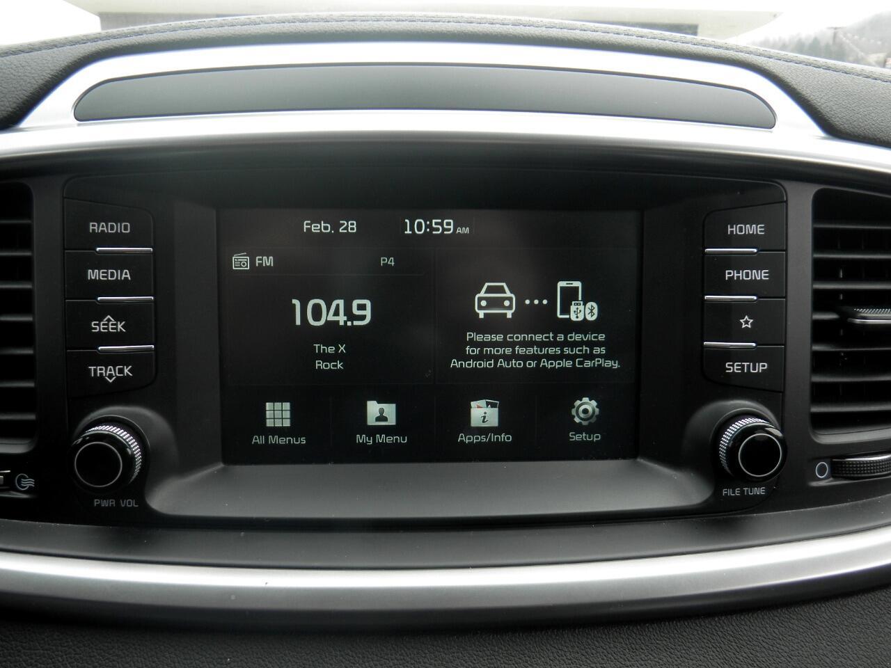 2019 Kia Sorento LX V6 AWD