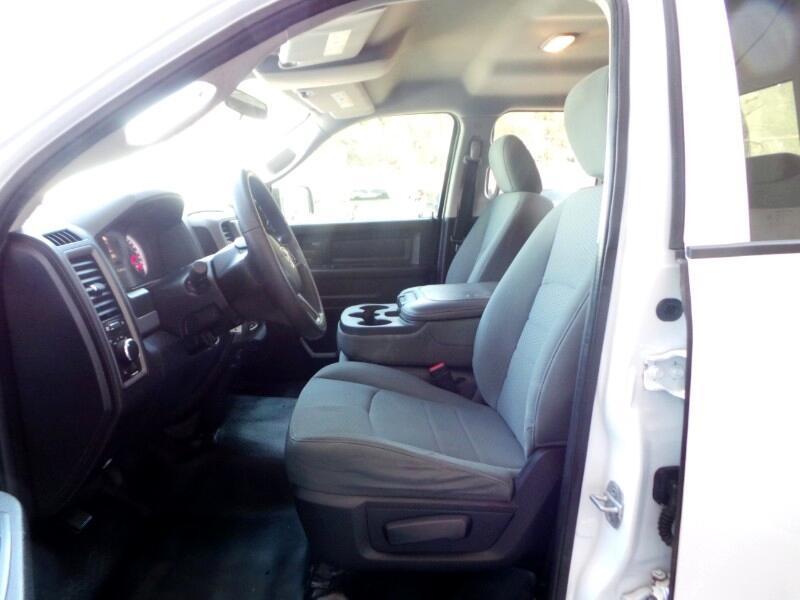 2013 RAM 1500 4WD Quad Cab 140.5