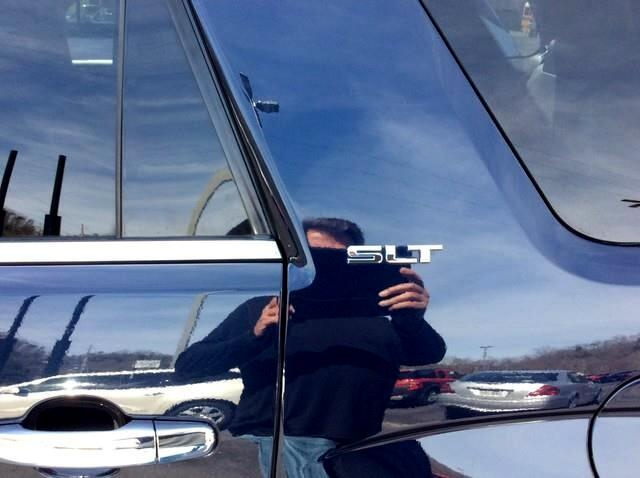 2015 GMC Acadia AWD 4dr SLT w/SLT-1