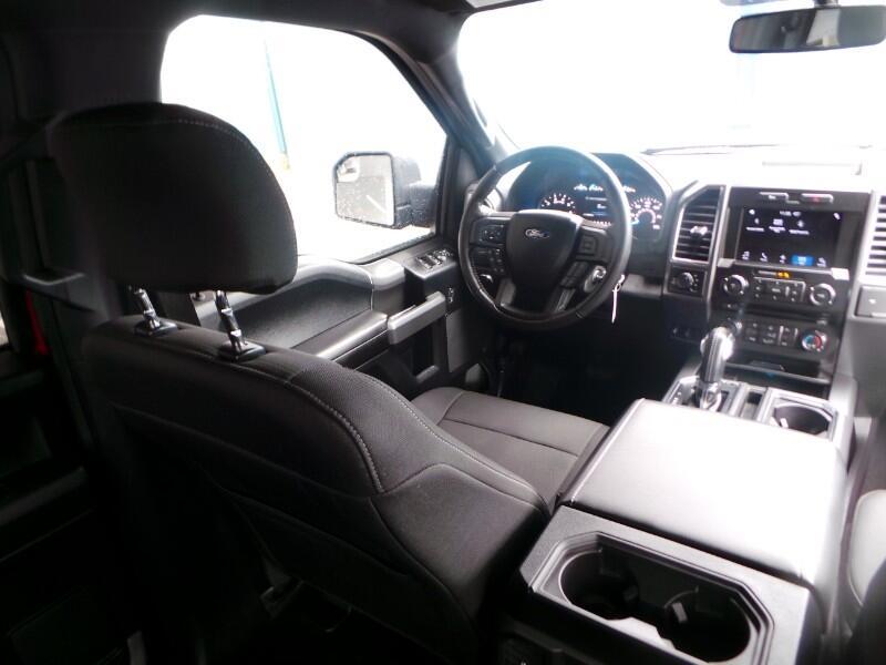 2017 Ford F-150 XL 4WD SuperCrew 5.5' Box