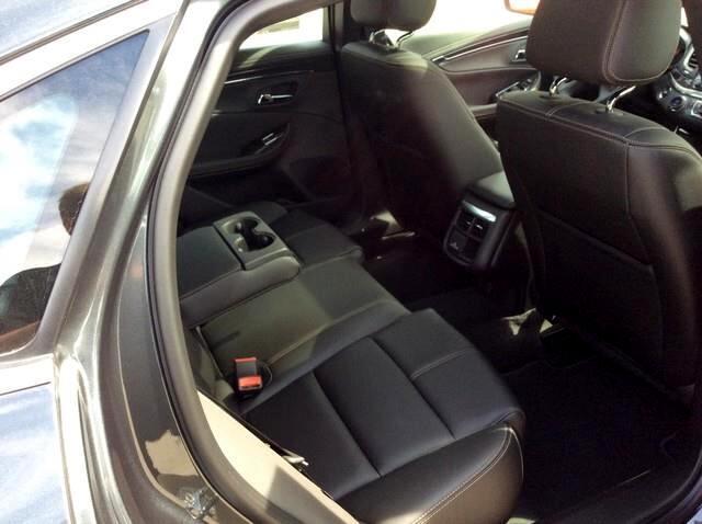 2019 Chevrolet Impala 4dr Sdn LT w/1LT