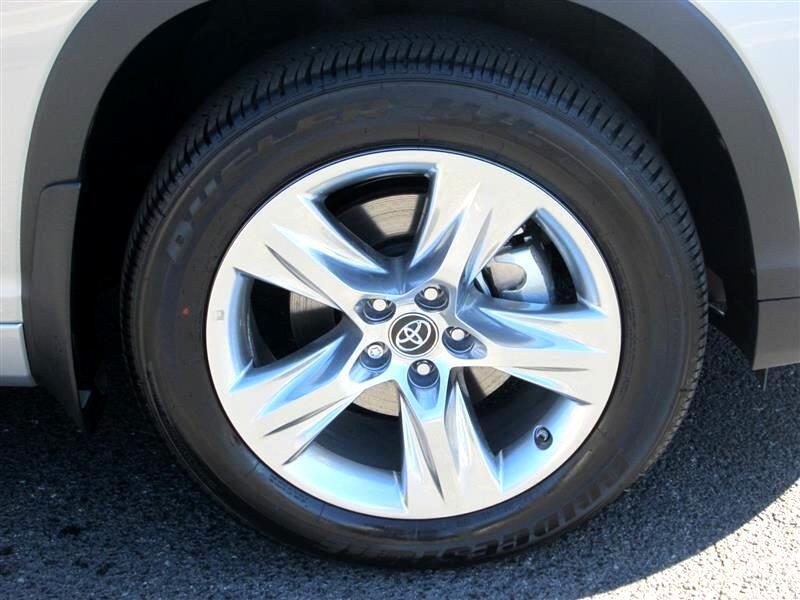 2019 Toyota Highlander Limited V6 AWD (Natl)