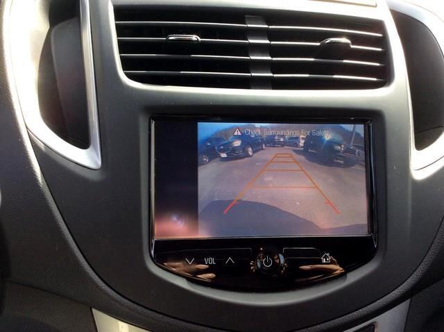 2016 Chevrolet Trax AWD 4dr LT