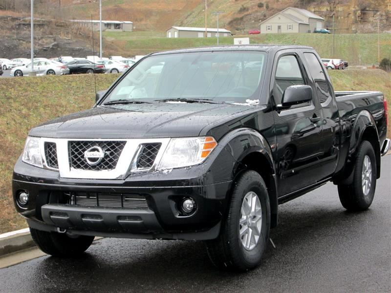 2019 Nissan Frontier King Cab 4x4 SV Auto