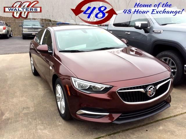 2019 Buick Regal Sportback 4dr Sdn Preferred FWD