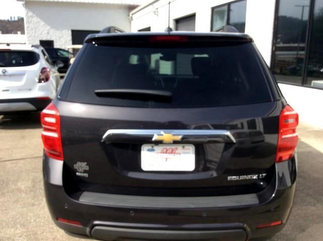 2016 Chevrolet Equinox AWD 4dr LT