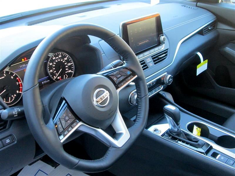 2019 Nissan Altima 2.5 SV AWD Sedan