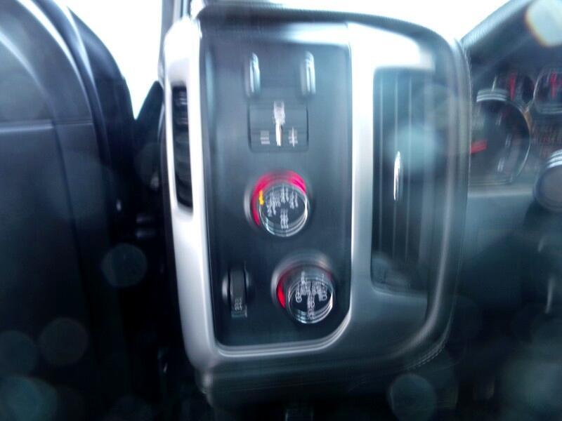 2016 GMC Sierra 1500 4WD Crew Cab 143.5