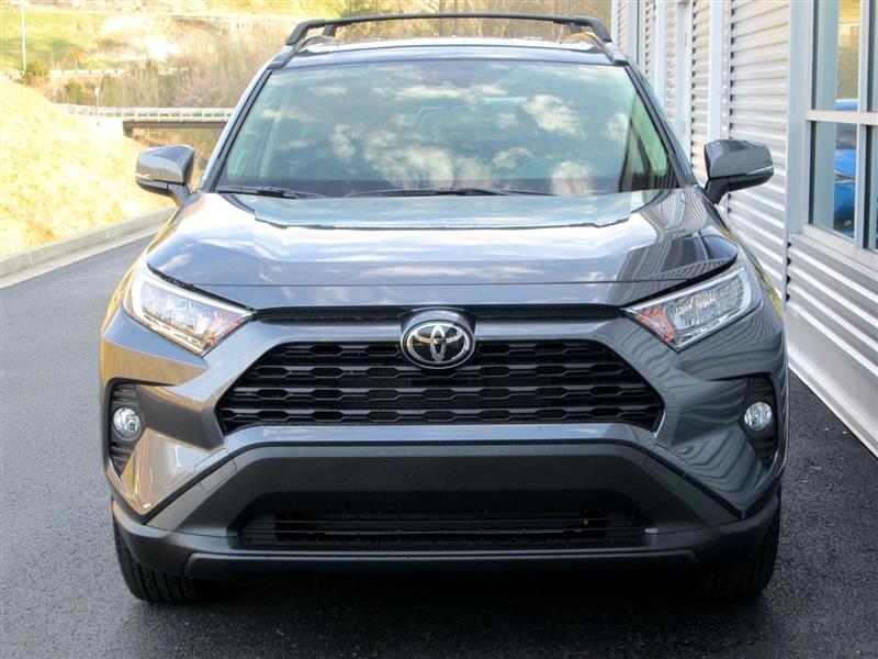 2019 Toyota RAV4 XLE Premium AWD (Natl)