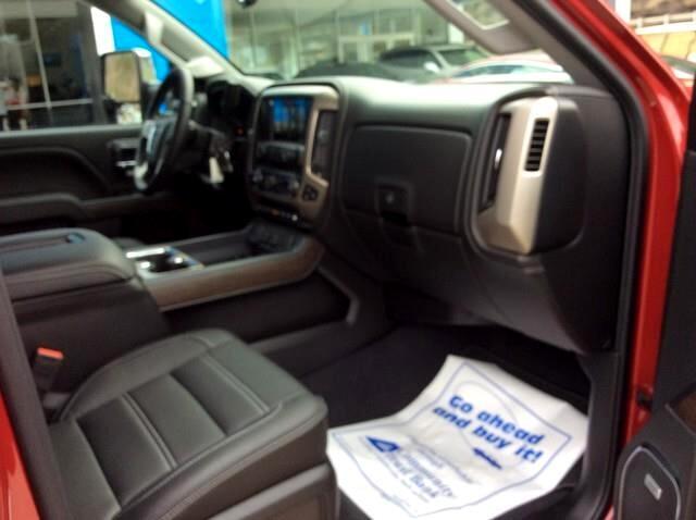 2019 GMC Sierra 2500HD 4WD Crew Cab 153.7