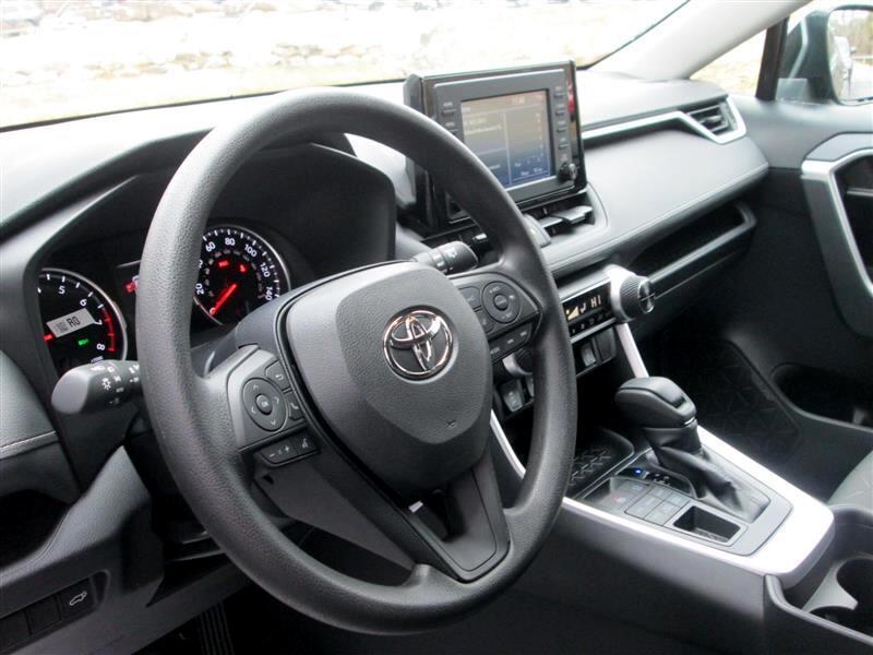 2019 Toyota RAV4 XLE AWD (Natl)