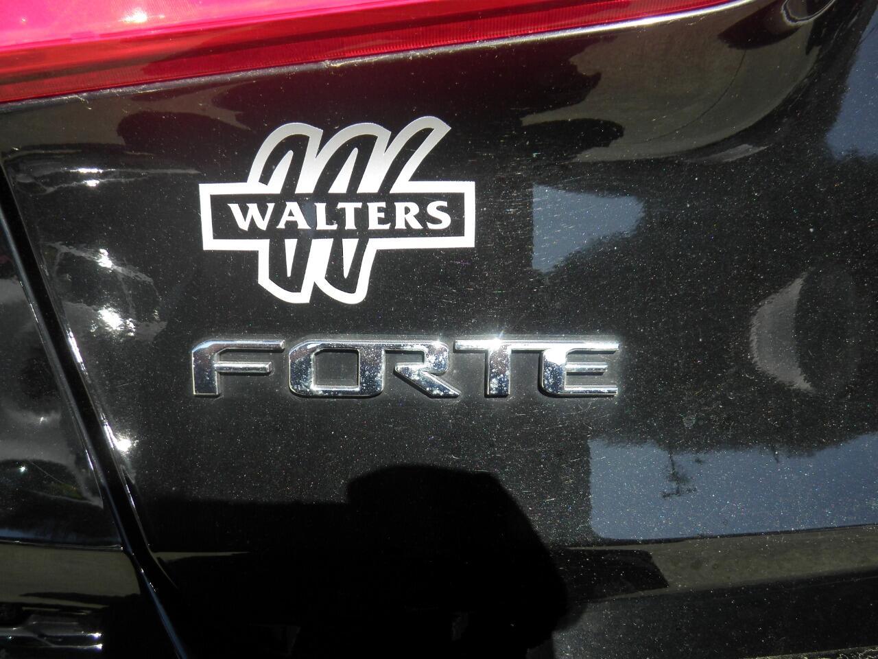 2016 Kia Forte 4dr Sdn Man LX