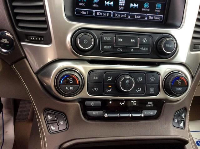 2016 Chevrolet Tahoe 4WD 4dr LTZ