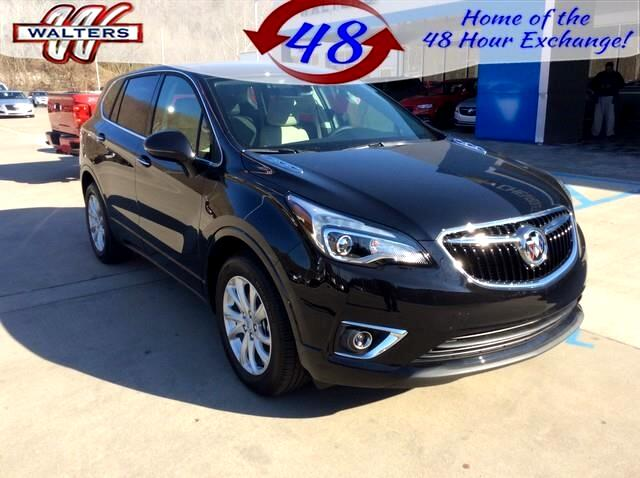 2019 Buick Envision AWD 4dr Preferred