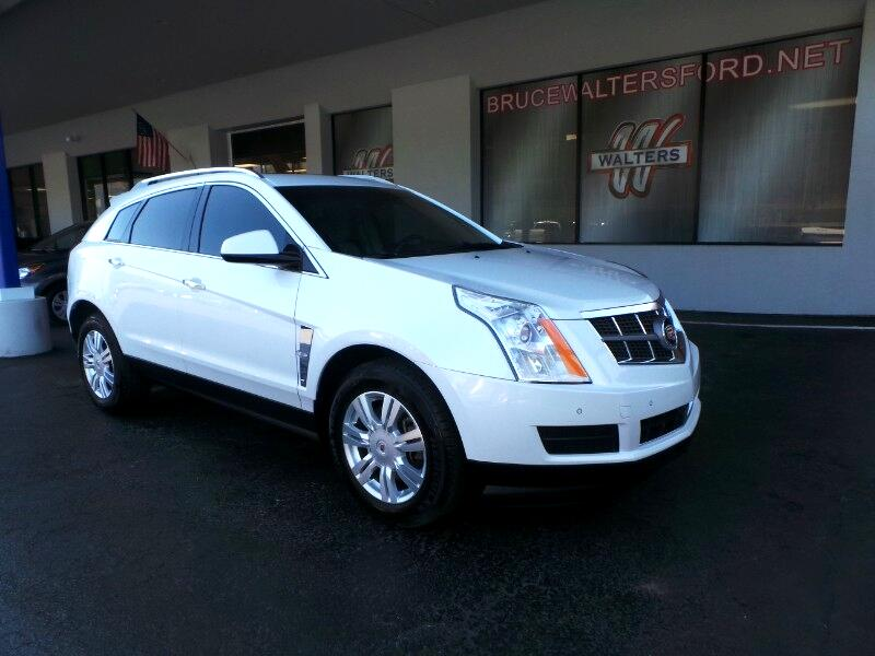 2012 Cadillac SRX FWD 4dr Luxury Collection