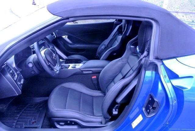 2016 Chevrolet Corvette 2dr Stingray Z51 Conv w/3LT