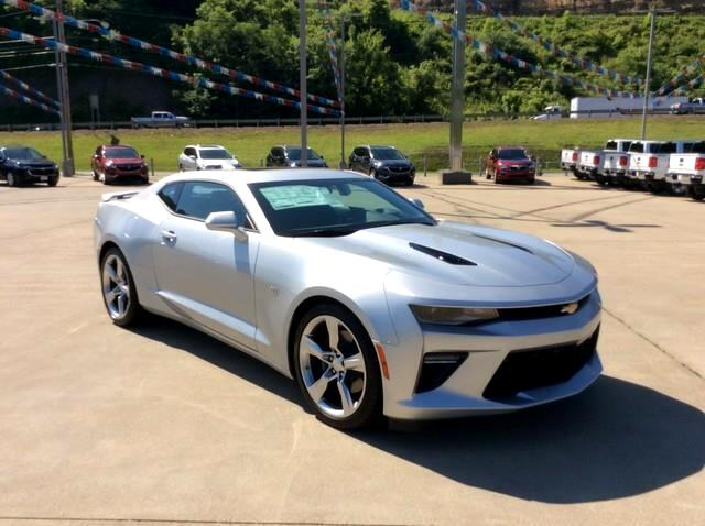 2018 Chevrolet Camaro 2dr Cpe SS w/2SS