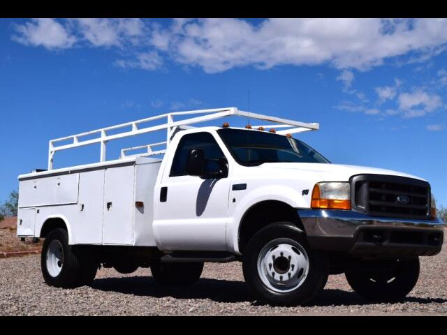 2000 Ford F-550 Regular Cab DRW 2WD