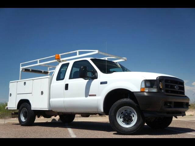 2004 Ford F-250 SD XL SuperCab LWB 4WD