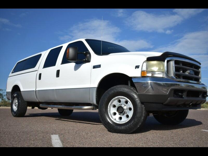 2004 Ford F-250 SD XLT Crew Cab Long Bed 4WD