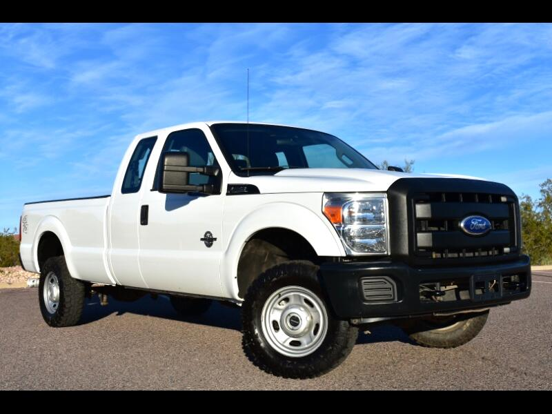 2011 Ford F-350 SD XL SuperCab Long Bed 4WD