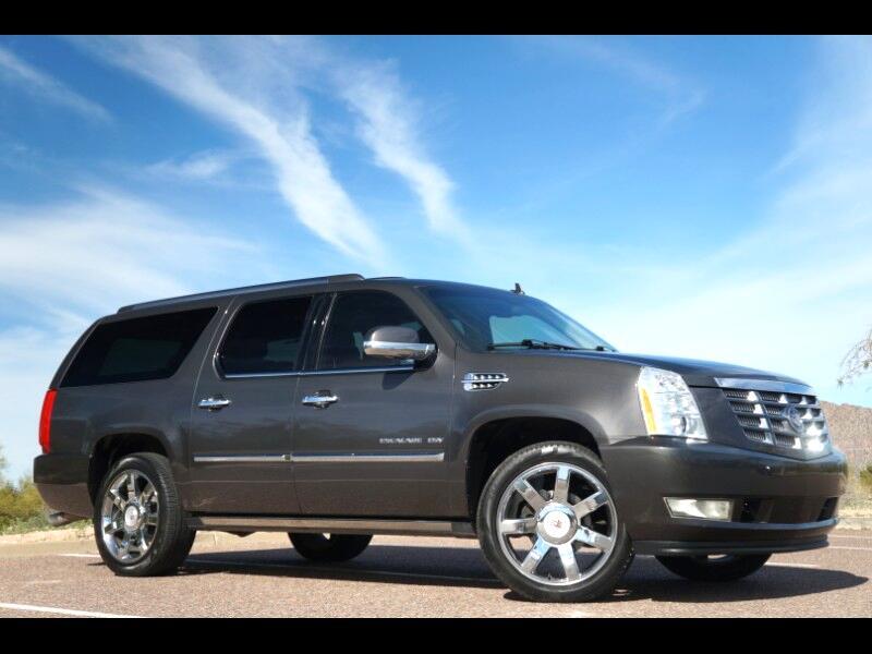 2010 Cadillac Escalade ESV AWD Premium