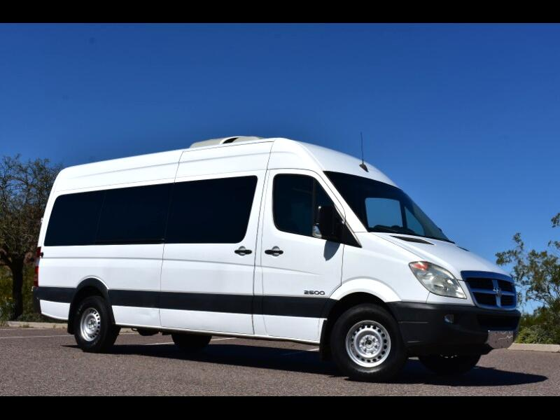 2008 Dodge Sprinter Wagon 2500 170-in. WB