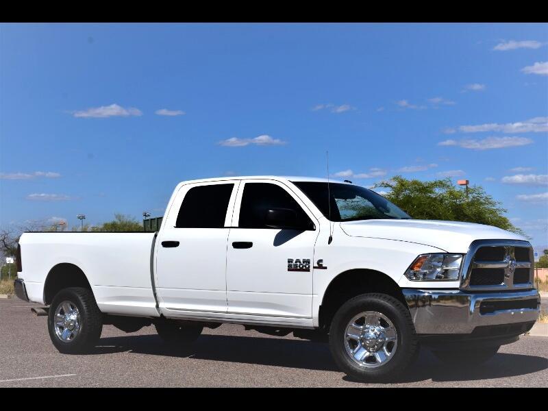 2014 RAM 2500 CREWCAB LONGBED 4WD LWB